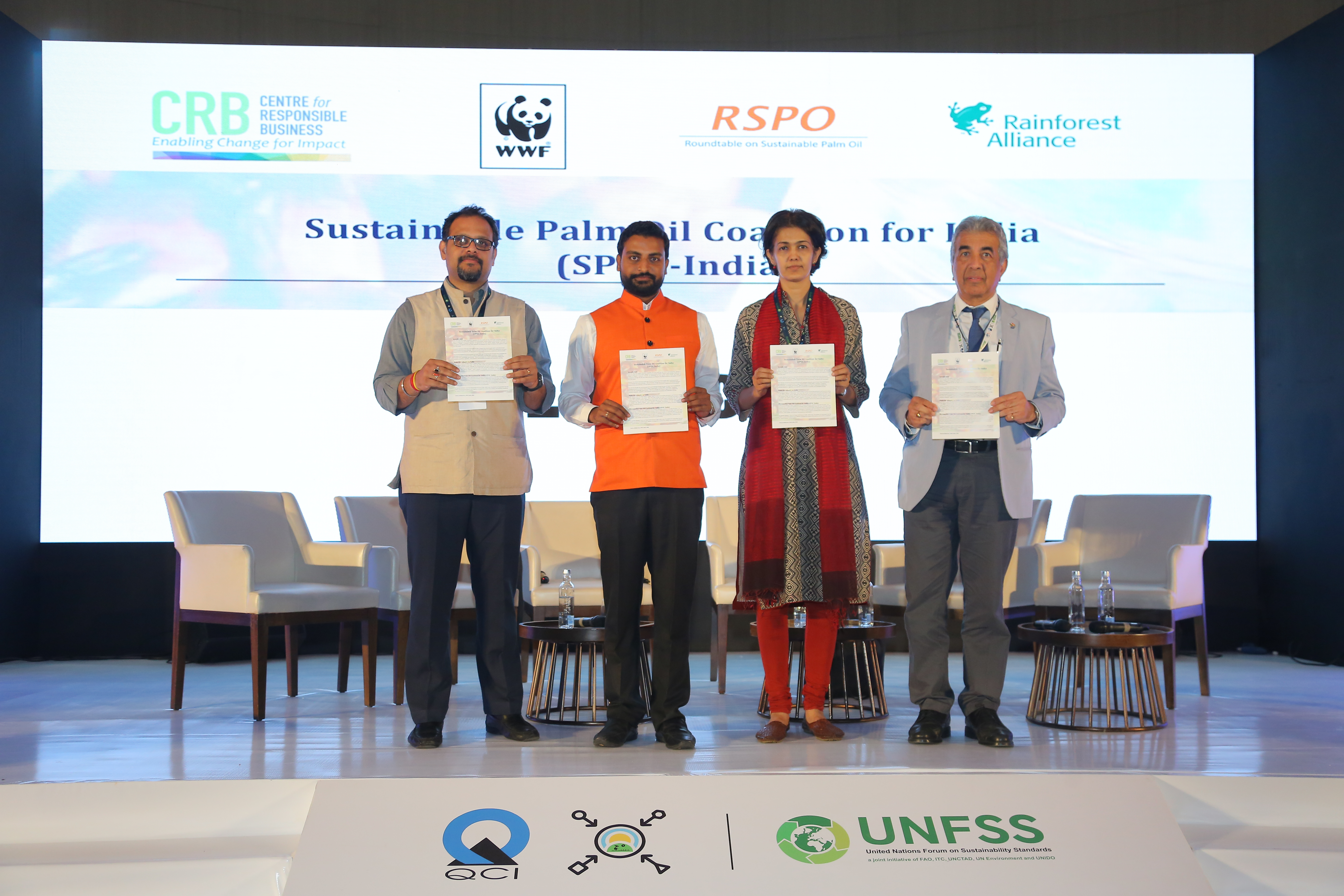 Sustainable Palm Oil Coalition for India launched to drive India's