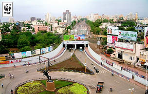 Smart City Of Rajkot Declared The National Winner Of Wwf S One