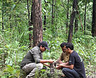 The ongoing camera trap exercise in the Balaghat district, Madhya Pradesh